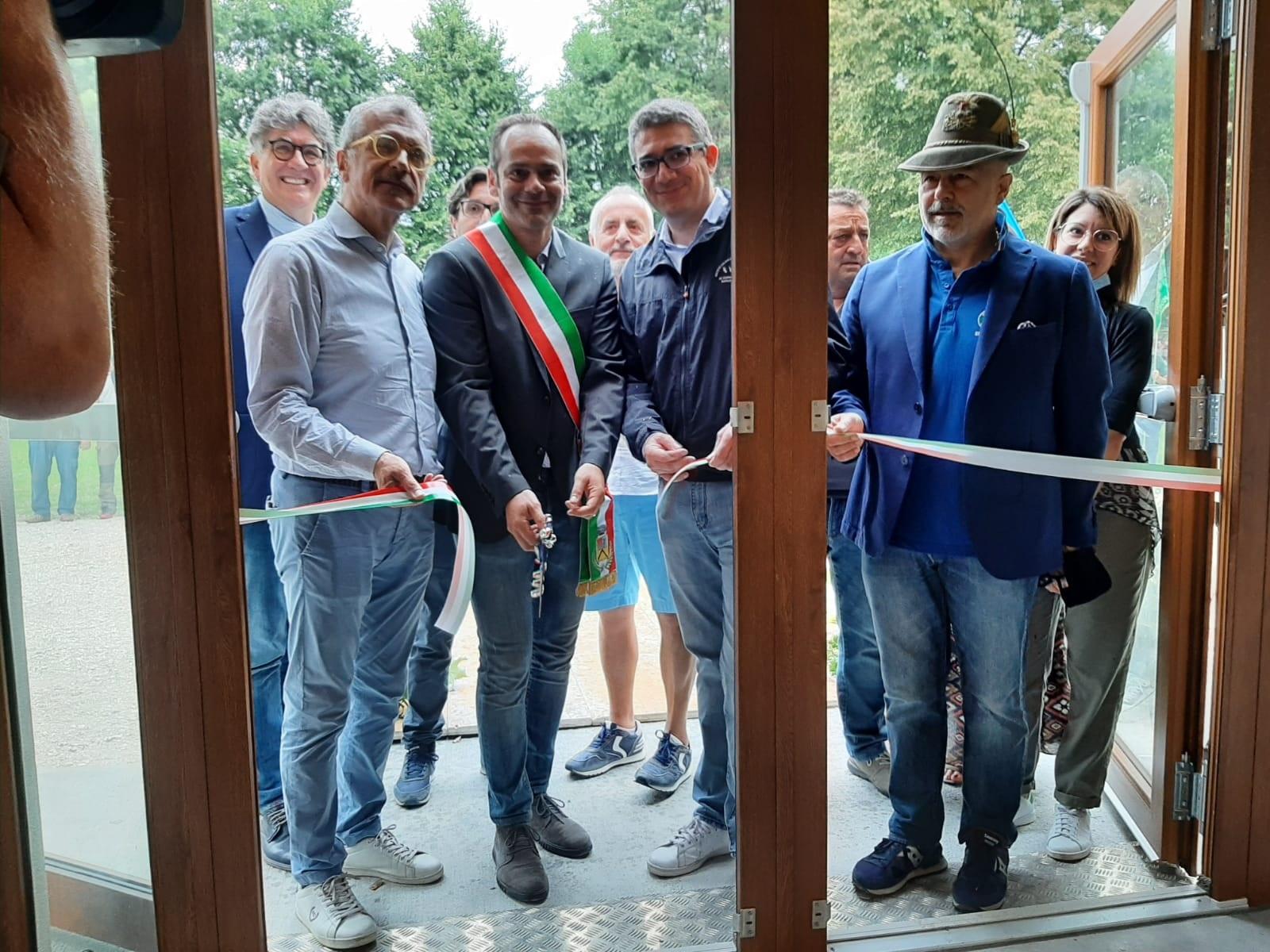 Alpini: Zanin a festa Monte Prat inaugura Centro, valori da celebrare
